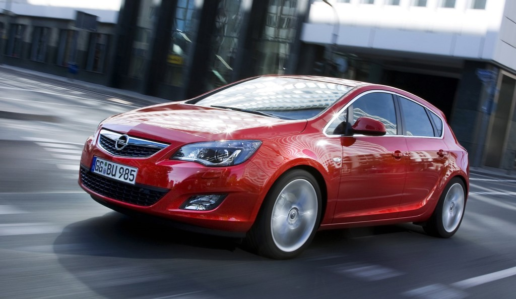 Opel Astra: il diesel più veloce al mondo