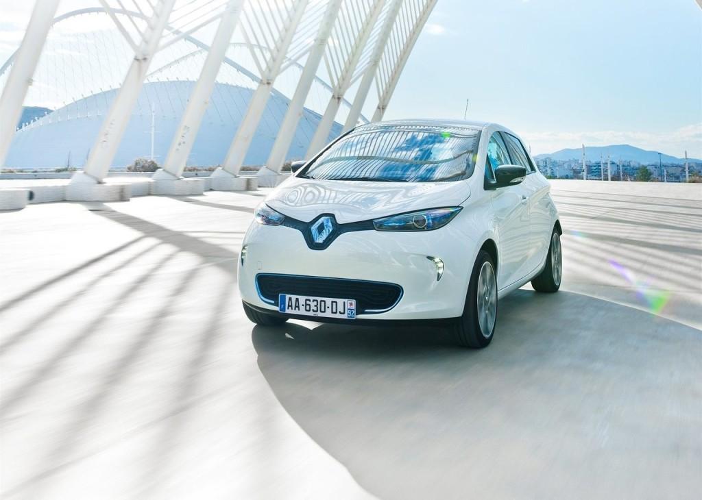 Renault partecipa al Citytech con Zoe e Twizy