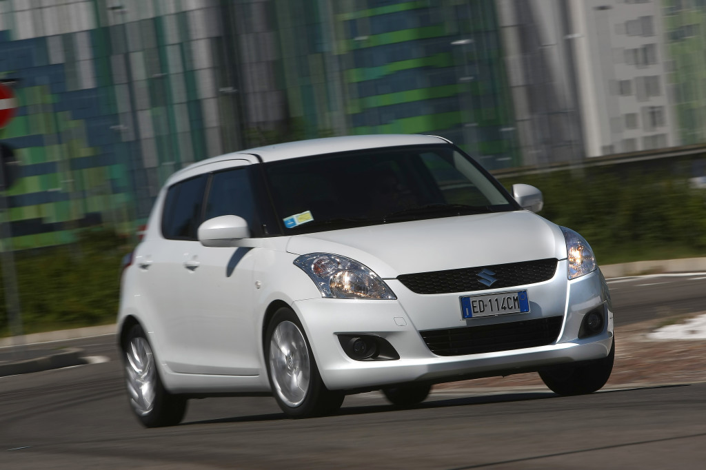 Suzuki Swift, nuova gamma di accessori per renderla più cool