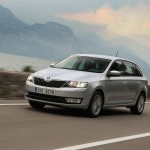 Skoda Rapid Spaceback 2013 (20)