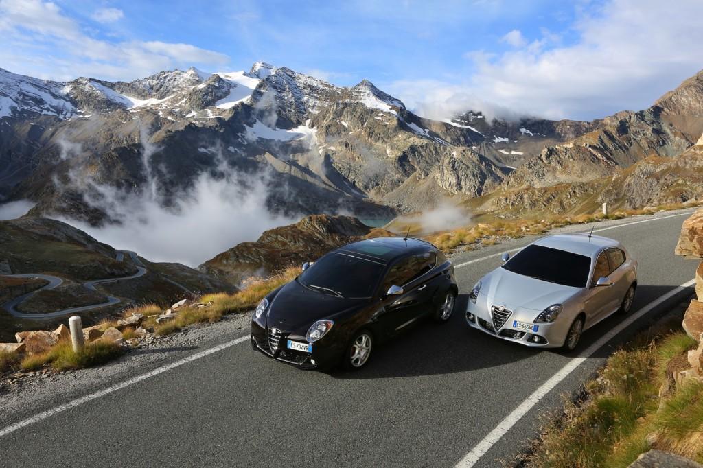 Alfa Romeo Giulietta e MiTo MY 2014: il backstage del servizio fotografico