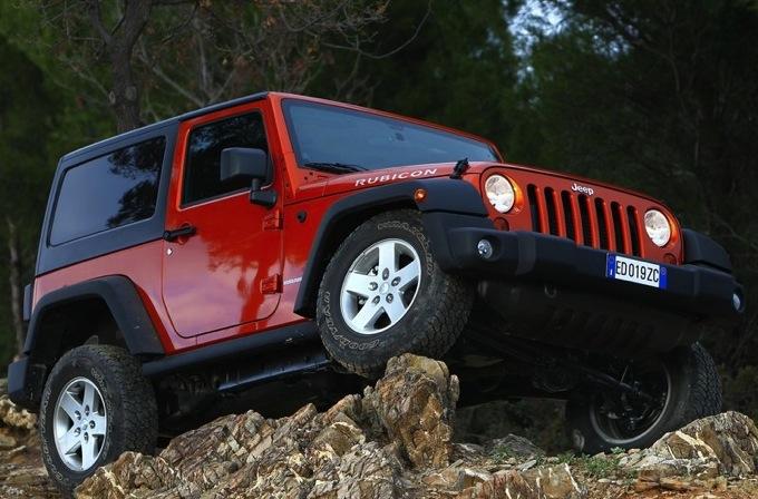 Jeep Wrangler MY 2016, sempre più leggera per diminuire l'impatto ambientale