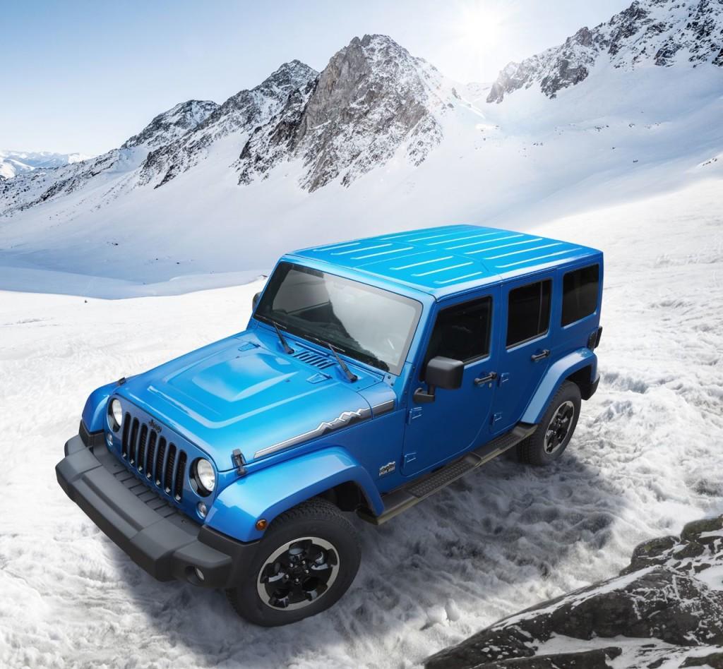 Jeep Wrangler Polar e nuova Grand Cherokee: le diverse sfumature del mondo SUV