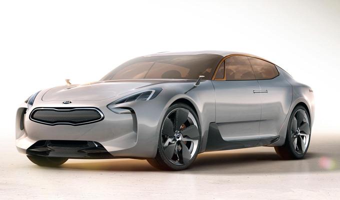 Kia GT, forse una versione di serie in arrivo nel 2016