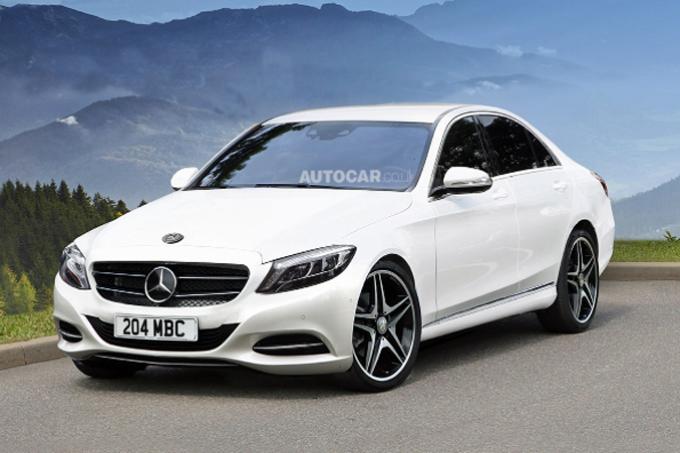 Nuova Mercedes Classe C MY 2014, arriva sul Web la prima foto ufficiale?