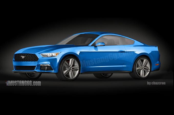 Ford Mustang, arrivo imminente per la nuova generazione
