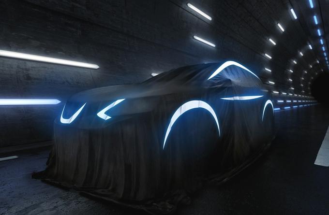 Nissan Qashqai MY 2014, rilasciato il primo teaser della nuova generazione