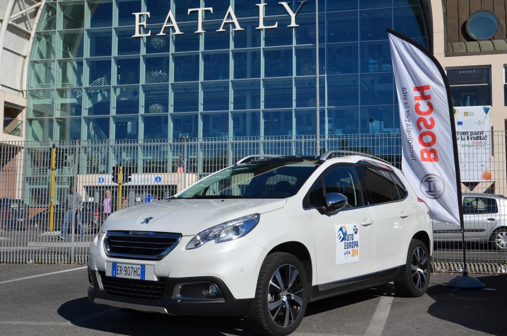 Peugeot 2008 insignita delle 5 stelle Euro NCAP