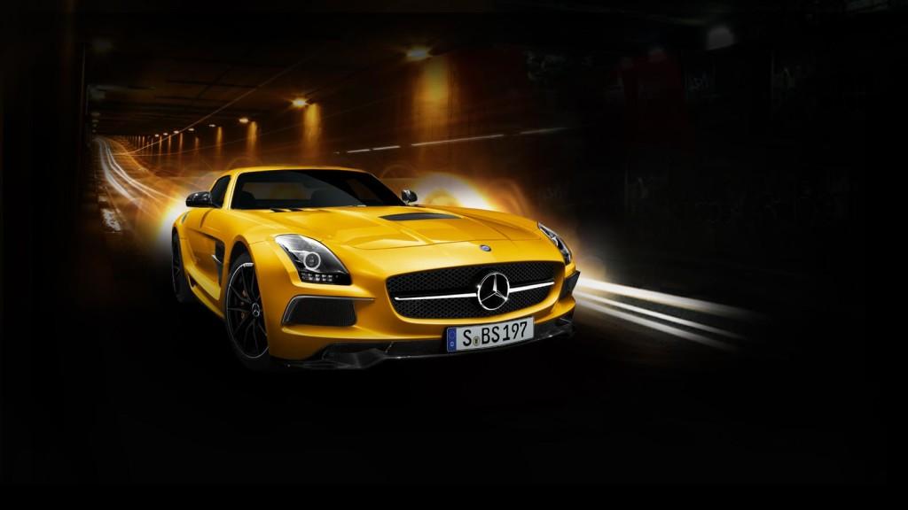 Mercedes SLS AMG, la Black Series gira in 7:25.67 sul 'Ring