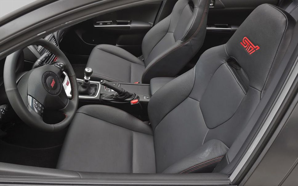 Subaru WRX STi, confermata la data di presentazione