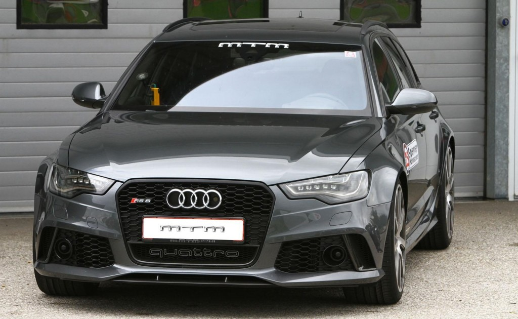 Audi RS6 Avant: presentato il tuning by MTM