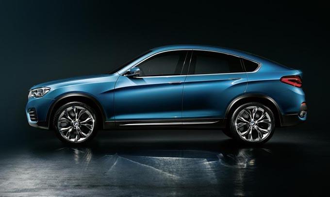 BMW X4 M Performance: al vaglio la versione sportiva del nuovo Suv tedesco