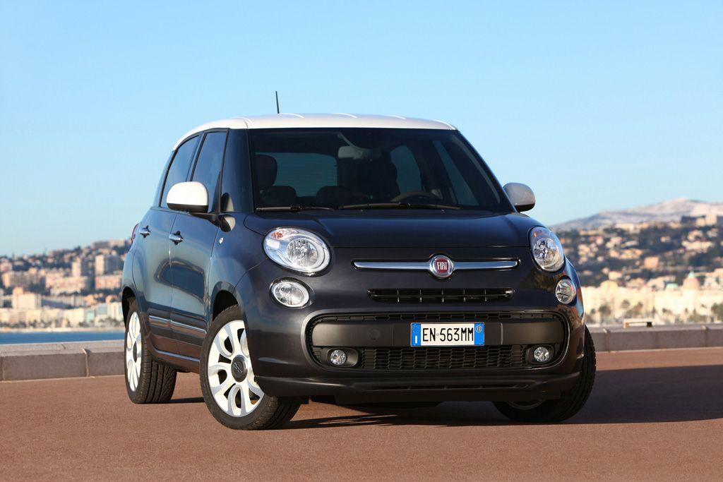 Fiat Al H2r Mobility For Sustainability Con La 500l A