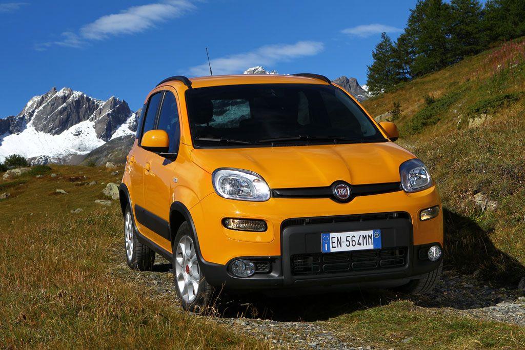 Fiat Panda Trekking Natural Power: protagonista del Green Road Show