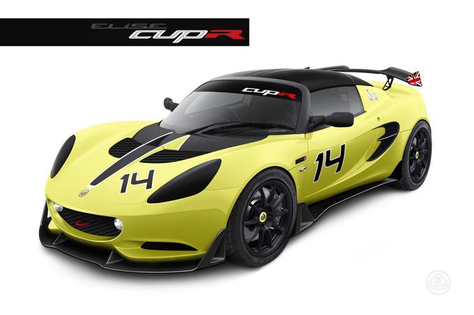 Lotus Elise S Cup R: nata per la pista