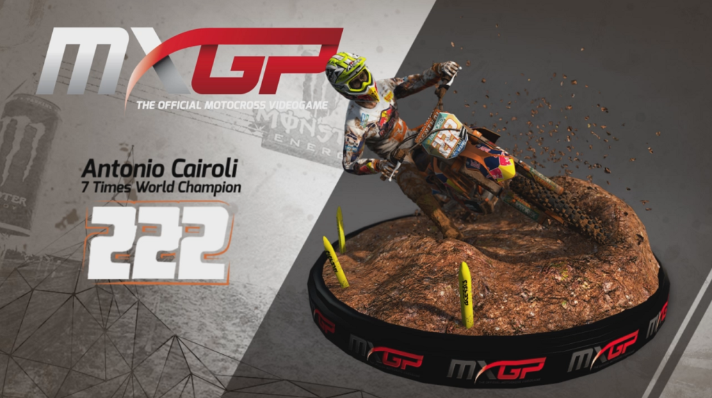 MXGP 2013: l'esclusivo gameplay video con Tony Cairoli