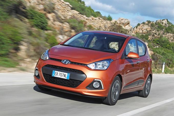 Nuova Hyundai i10: scopriamola insieme