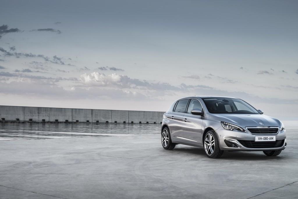 Nuova Peugeot 308 conquista le 5 stelle Euro NCAP