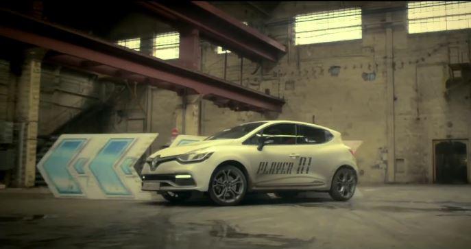 Renault Clio RS 200 EDC & Asphalt 8 Airborne, tra realtà e videogame