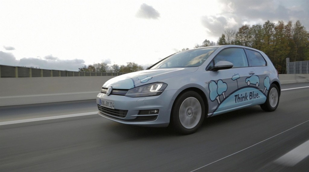 Volkswagen Golf 1.6 TDI BlueMotion, consumi record: 2,92 l/100 km