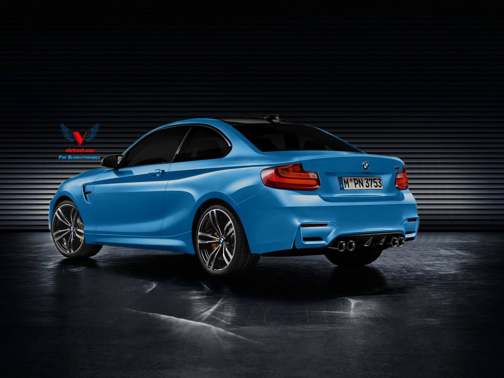BMW M2, potrebbe essere così la prossima super sportiva