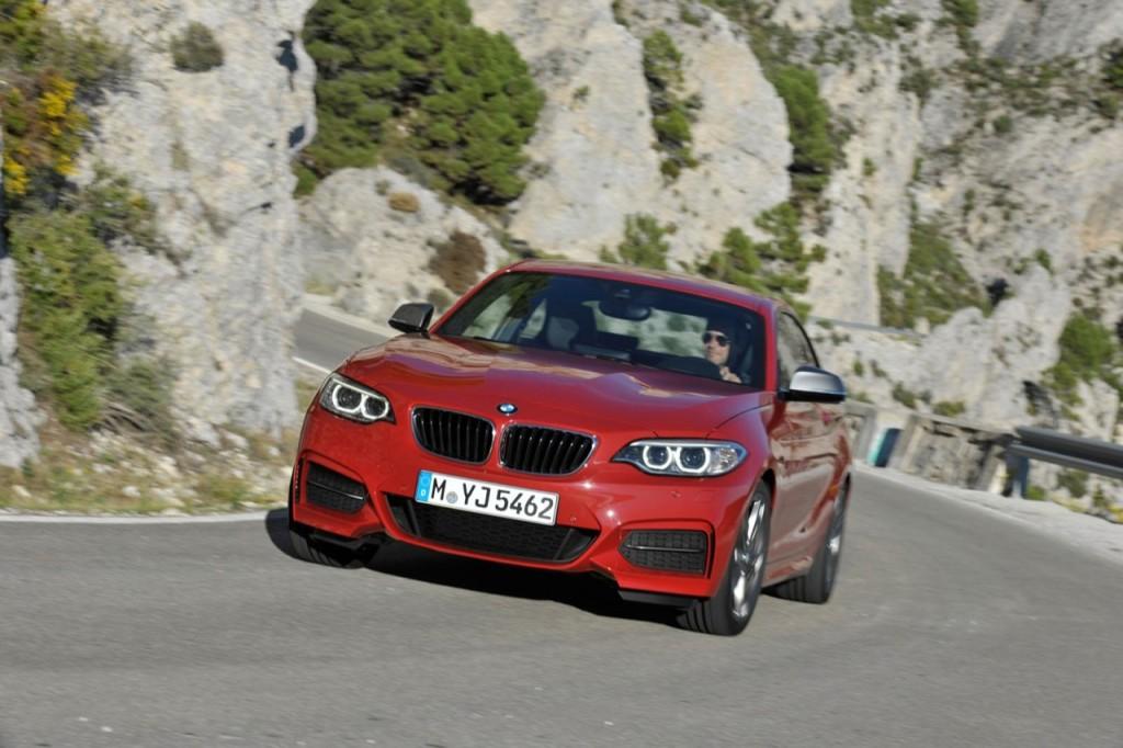 BMW Serie 2 Coupé, seduzione e dinamismo sportiveggiante