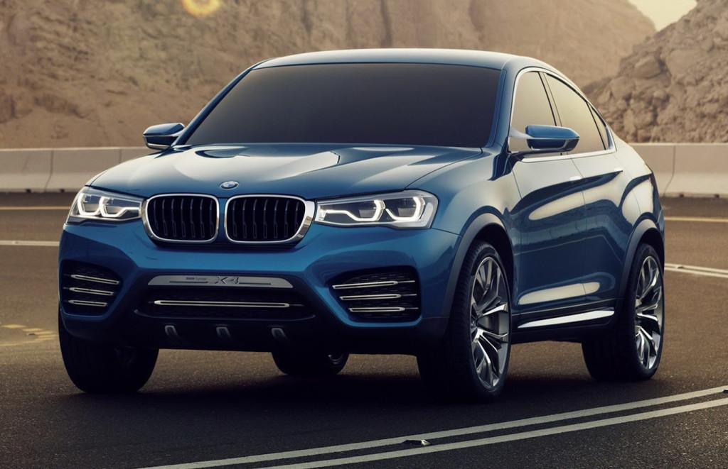 BMW X4, si pensa già ad una variante M Diesel