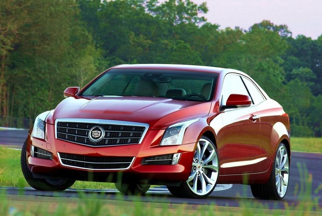 Cadillac ATS Coupé, possibile debutto a Detroit