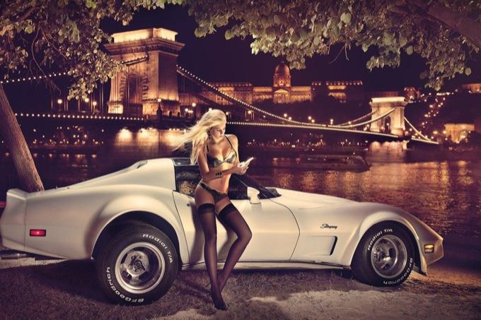 Calendario Auto.Miss Tuning 2014 Tutte Le Foto Del Nuovo Sexy Calendario