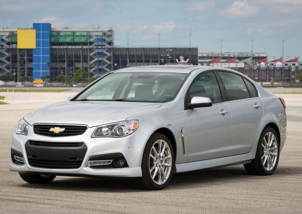 Chevrolet SS, si pensa ad una versione ancor più sportiva?