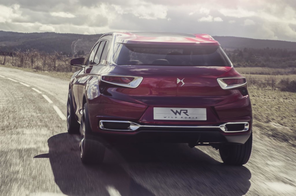 Citroën DS X7 confermata per il mercato cinese