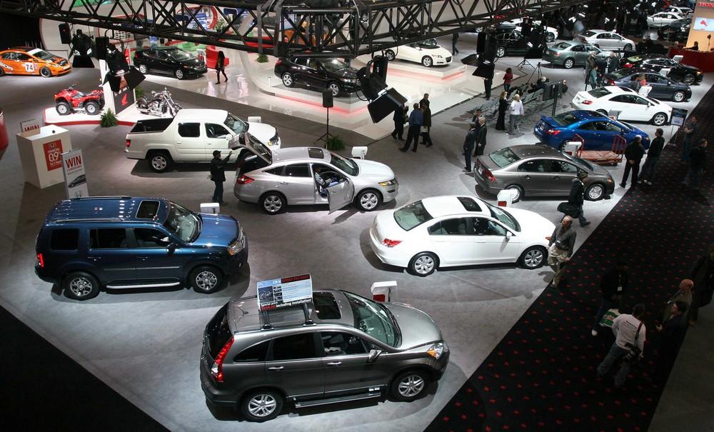Mercato Auto Italia: ad Ottobre un nuovo calo