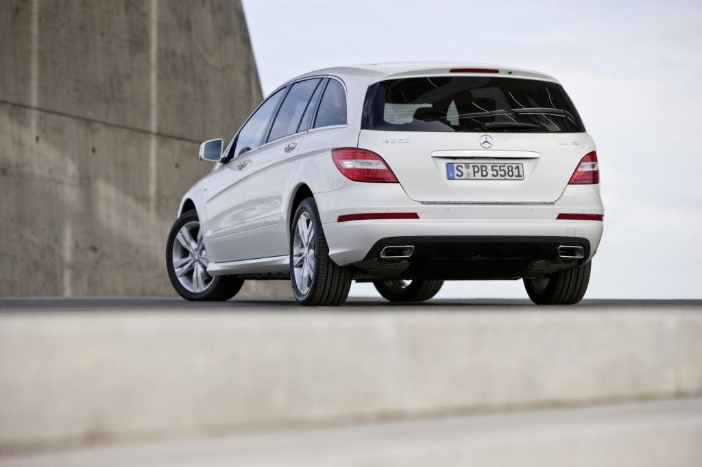 Mercedes Classe R, si lavora sulla sostituta