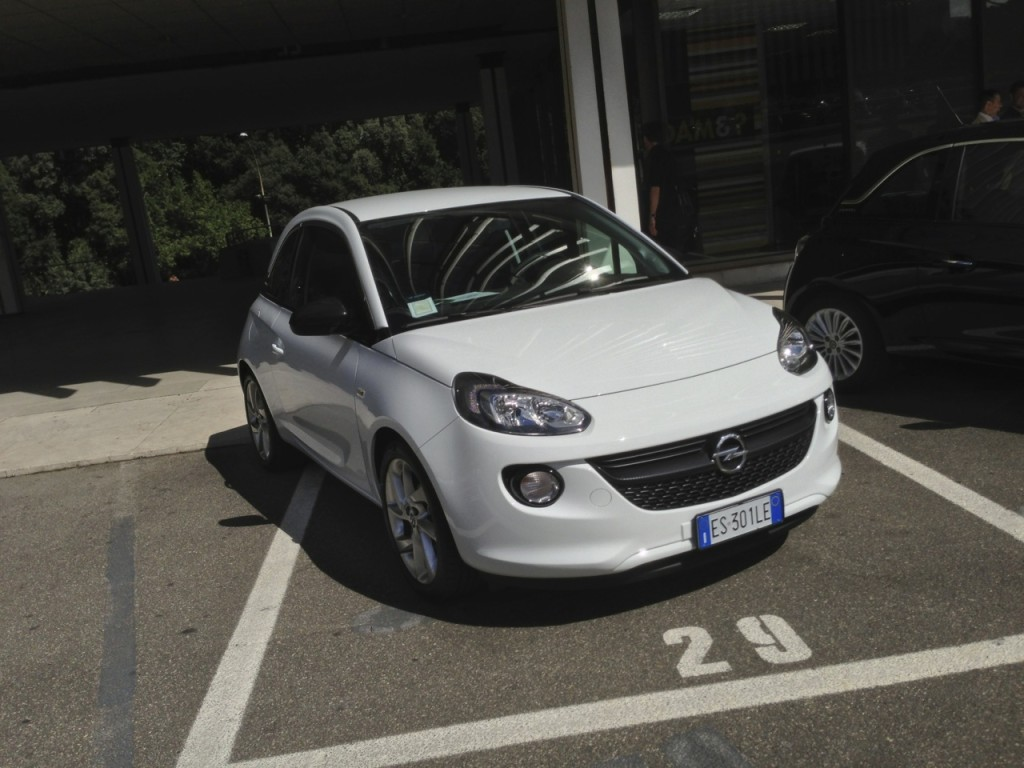 Opel Adam conquista l'Auto Trophy 2013