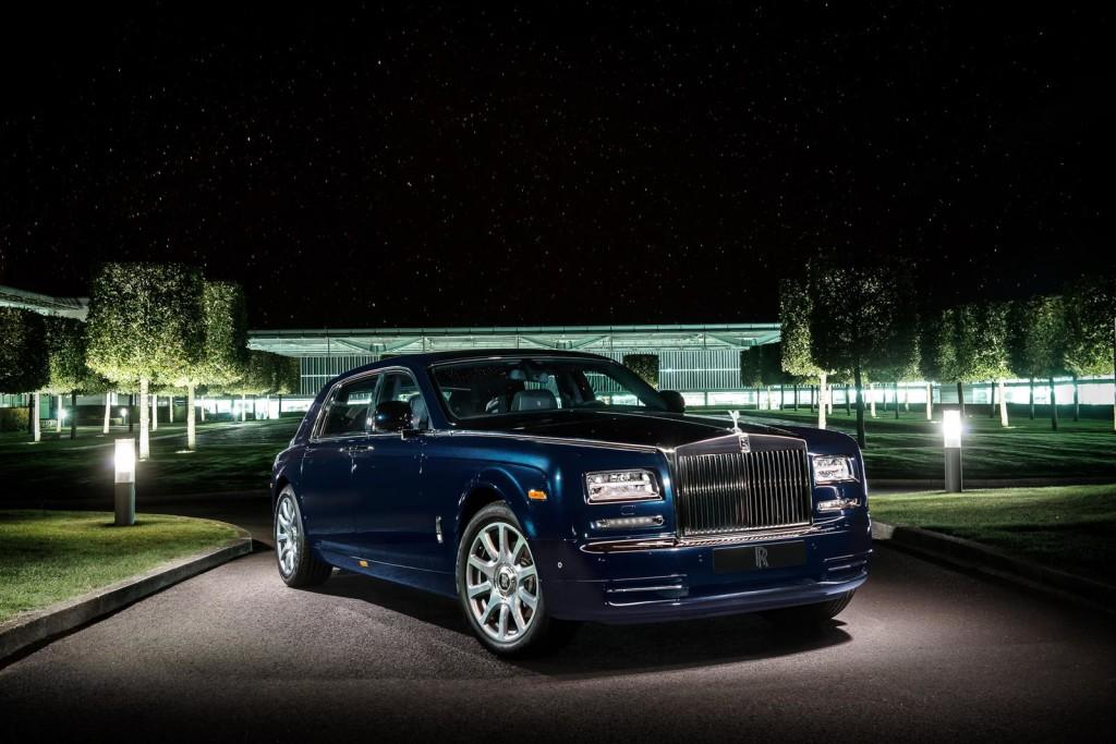 Rolls-Royce Celestial Phantom