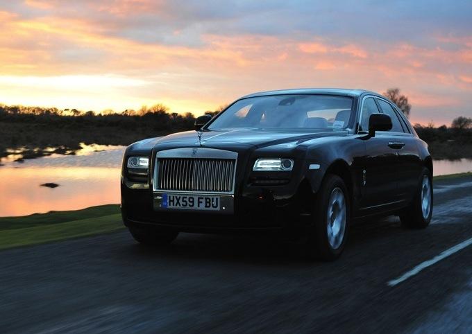 SUV Rolls-Royce: potrebbe nascere dal pianale della Ghost