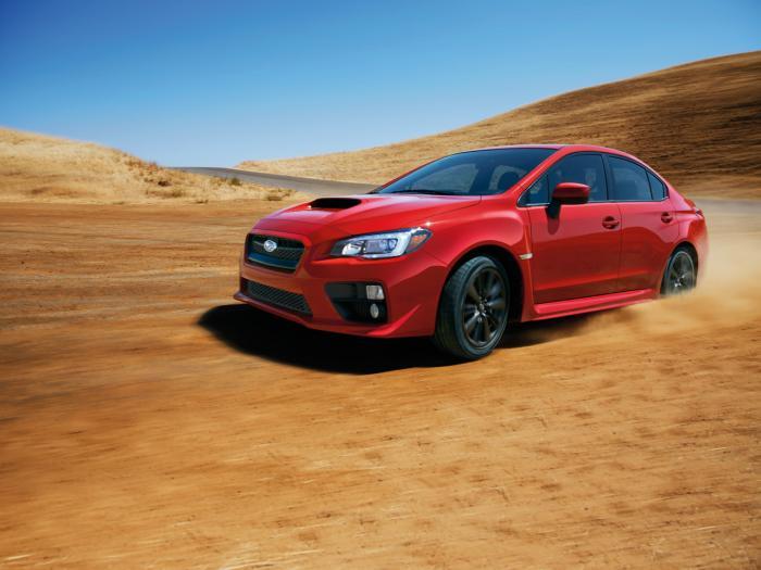 Subaru svela le caratteristiche tecniche della nuova WRX