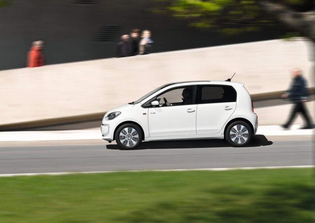 Volkswagen e-Up!, debutto italiano all'H2R di Rimini