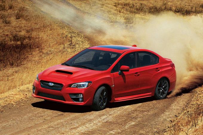 Subaru WRX, pronta a mostrare il suo spirito da rally