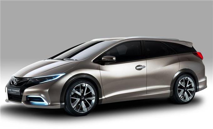 Honda Tourer: linee di produzione a pieno regime per la nuova Wagon