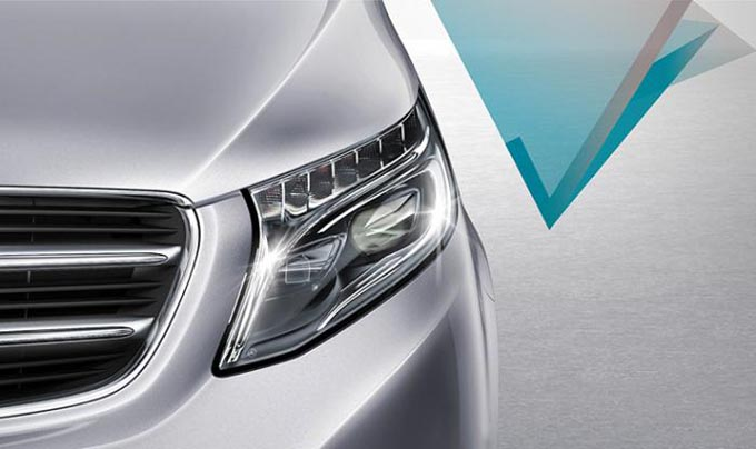 Mercedes Classe V: nuovo teaser, nuovo tassello del puzzle che si completerà il 30 gennaio