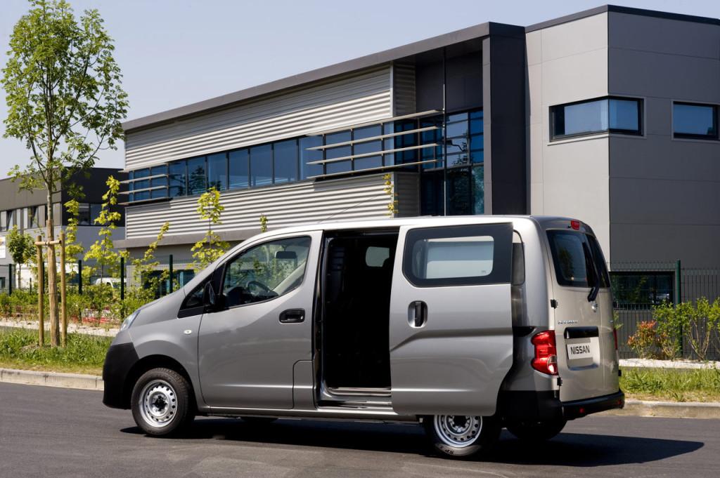 Nissan nv200 annunciato il nuovo listino prezzi for Mv line listino prezzi