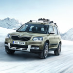Nuova Skoda Yeti - Universiadi