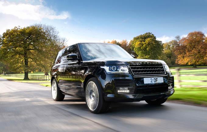 Range Rover Overfinch: ancora più stile e personalità per il Suv più desiderato di sempre