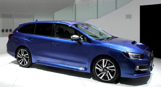 Subaru Levorg: prezzi di listino e data di inizio commercializzazione