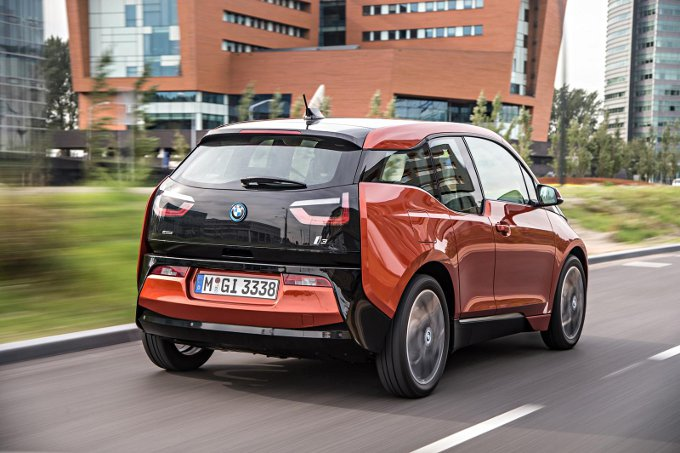 BMW i3 Electronaut Edition, versione speciale in preparazione