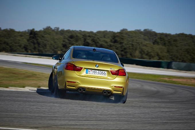 BMW M4 Coupé è la nuova protagonista di Gran Turismo 6
