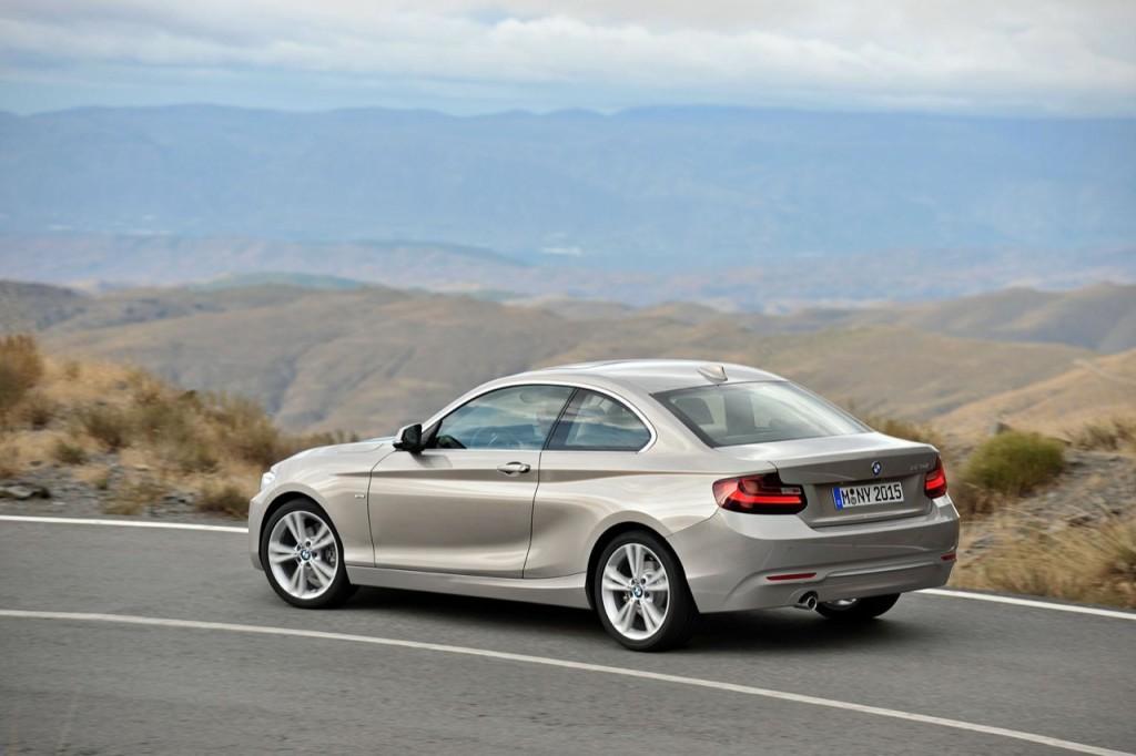 Nuova BMW Serie 2: i prezzi per il mercato italiano