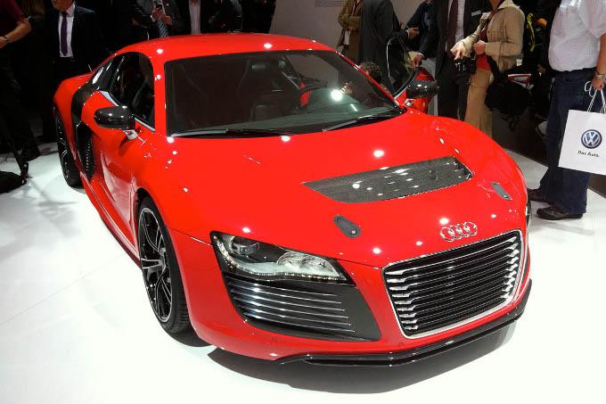 Audi R8, sempre più vicina alla realtà la variante elettrica