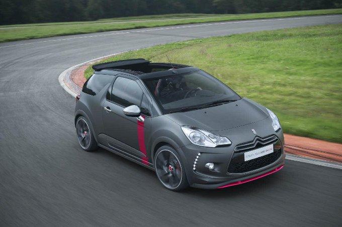 Citroën DS3 Cabrio Racing verrà prodotta dal mese prossimo